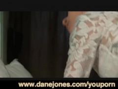 Dane Jones - das erregte junge Paar